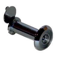 200 Degree Brass Door Viewer