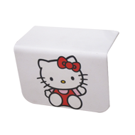 Hello Kitty Kids Handle - Small - Multicolored - Rectangle