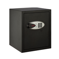 Electronic Motorized Digital Safe with LED Display Screen - H420mmXW350mmXD360mm - B