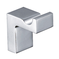 Robe Hook - Chrome Finish - SPANISH SER