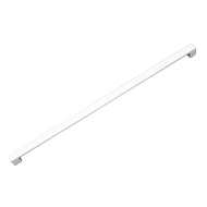 Wardrobe Handles - 1800mm - White Colour