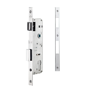 Frame Door Lock Body - 30mm- Stainless
