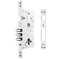 3 Bolt Heavy Lock Body - Stainless Stee