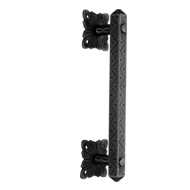 Door Pull Handle - 250mm - Strong Black Colour