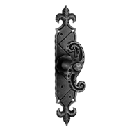 Window Handle - Strong Black Colour - 2