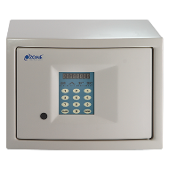 Electronic Safe with Led Display - Grey