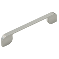 Cabinet Handle - 168mm - Satin Nickel Finish