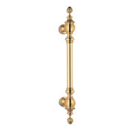 Istanbul Door Pull Handle - Old Gold Fi