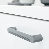 METRO Cabinet Handle - 160mm - Brushed