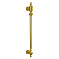 Door Pull Handle - Polished Brass Finis