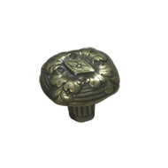 Cabinet Knob - Antique Bronze Finish