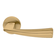 BIX Lever Handle on Rose - Sa