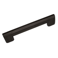 Cabinet Handle - VICTORIA - Moka Finish - CC 128mm