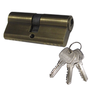 Cylinder - Both Side Key - (BSK) - 70mm