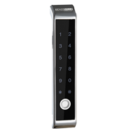 Intelligence Password Cabinet Lock - Chrome Plated Finish - TM Card + Password