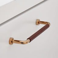 LOUNGE Cabinet Handle - 160mm - Gold wi