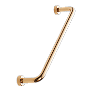 LOUNGE Cabinet Handle - 160mm - Gold Fi