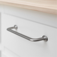 U-Turn Cabinet Handle - 160mm - Stainle