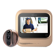 Wi-Fi Digital Door Viewer - Smart Video