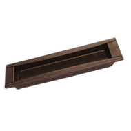 Insert Cabinet Handle - 176/44mm - Aged