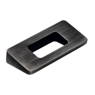 Cabinet Handle - 54mm - Brushed iron ef