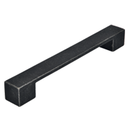Cabinet Handle - 205mm - Tumbled iron effect mat Finish