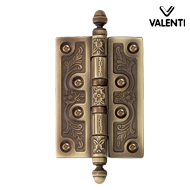 Door Hinge - ED Brass Matt Finish - 4X3mm