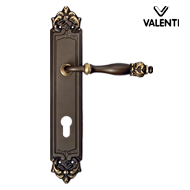 SABIK Door Lever Handle on Plate - Clas