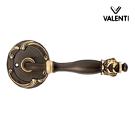 SABIK Door Lever Handle on rose - Class