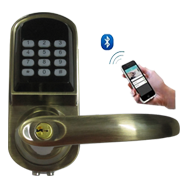 Bluetooth Digital Lock