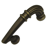 DEA Door Pull Handle - Satin
