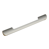 Cabinet Handle - 320mm - Aluminium Finish
