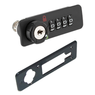 Number Code Cabinet Lock - KICCO S Leve