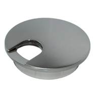 Cable outlet in Stainless Steel Finish - Exit NFC - 61mm
