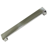 Door Pull Handle - 9 Inch - Chrome Plat
