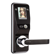 Facial Recognition Keyless Smart Door l