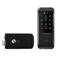 Digital Door Lock - Black Colour - Triplex 2way Password - RFID card & Password - Wi