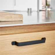 RIO Cabinet Handle - Matt Black