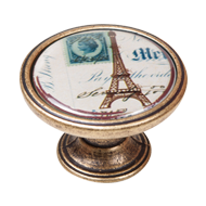 Marvelous Eiffel Tower Cabinet Knob