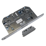 Magnetic Latch - Satin Chrome Finish