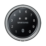 Samsung Deadbolt - Smart doorlock - SHP-DS705 - Black Colour