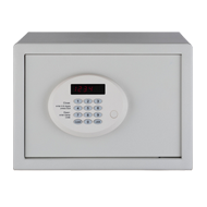 Electronic Locking System -  250 x (W) 350 x (D) 250mm - Ivory Colour
