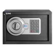 Electronic Locking System - (H) 200 x (W) 350 x (D) 200mm - Black Colour