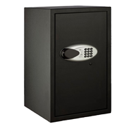 Electronic Motorized Digital Safe with LED Display Screen - H556mmXW350mmXD360mm - B