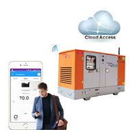 Smart Genset Monitoring & Control System