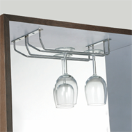 Glass Holder - Double Slot - 342X210X64