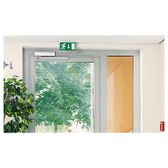 Door Closer with Hold Open Sliding Arm