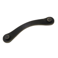 Cabinet Handle - Dark Bronze with Brush