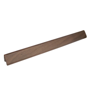 Wooden Cabinet Handle - 18 Inch - Walnu