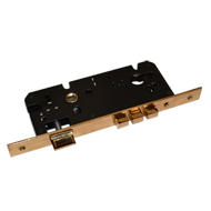 Mortise Lock Body - 85X45mm - Rose Gold